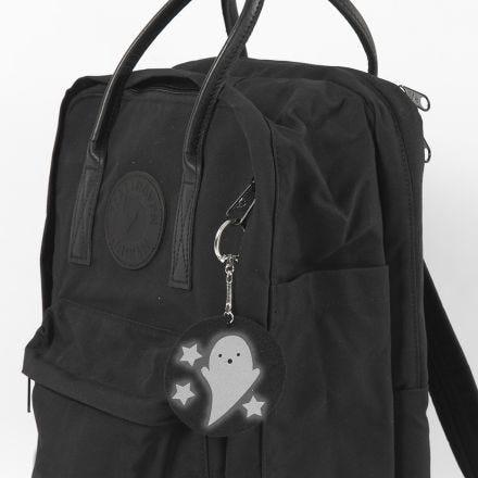 Schlüsselanhänger mit Gespenst-Motiv für die Schultasche