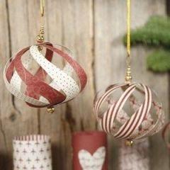 Eine Vivi Gade Weihnachtsbaum-Kugel