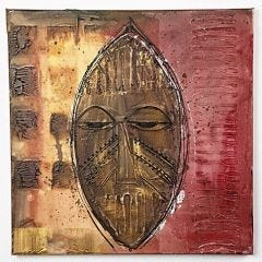 Afrikanische Malerei