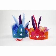 Kostüm für den Karnevalsumzug - Vogelkinder