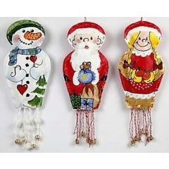 Weihnachtliche Babuschkas