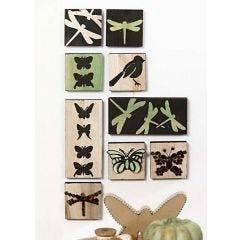 Grüne Ikonenplatten mit 3D Mosaik