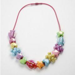 Halskette für Kinder mit leicht zu öffnendem Schnappverschluss