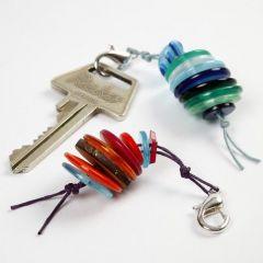 Ein Schlüsselanhänger