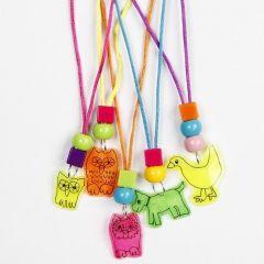 Halsketten mit Anhänger