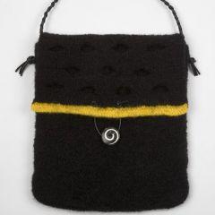 Eine gefilzte Tasche für ein Ipad