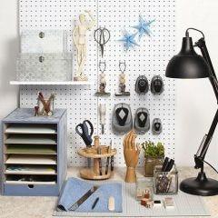 Ordnen Sie Ihr Home-Office praktisch
