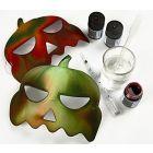 Kürbis-Maske