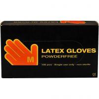 Latex-Handschuhe, Größe medium , 100 Stk/ 1 Pck