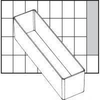 Einsetz-Box, Nr. A9-3, H: 47 mm, Größe 163x39 mm, 1 Stk