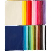 Seidenpapier, A4, 210x297 mm, 17 g, 30x10 Bl./ 1 Pck