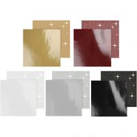 Design-Papier, 120+128 g, 5x10 Pck/ 1 Pck