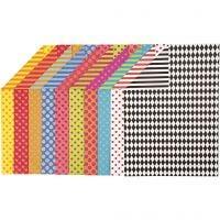 Colortime Farbkarton, A4, 210x297 mm, 250 g, Sortierte Farben, 200 Bl. sort./ 1 Pck