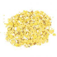 Terrazzo-Flocken, Gelb, 90 g/ 1 Dose