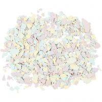 Terrazzo-Flocken, Pastellfarben, 90 g/ 1 Dose
