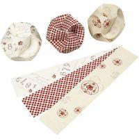 Click Ornaments, D: 9 cm, Größe 5,5x28,4 cm, 9 Set/ 1 Pck