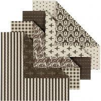 Origami-Papier, 50 Bl. sort./ 1 Pck