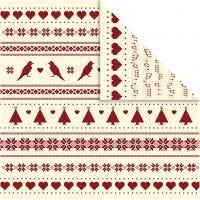Design-Papier, 30,5x30,5 cm, 120 g, 5 Bl./ 1 Pck