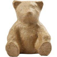 Bär, H: 8 cm, 1 Stk