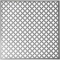 Schablone, Sternengitter, Größe 30,5x30,5 cm, Dicke 0,31 mm, 1 Bl.
