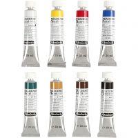 Schmincke AKADEMIE® Acrylfarbe, 8x20 ml/ 1 Pck