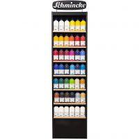 Schmincke AKADEMIE® Acrylfarbe, Sortierte Farben, 118x500 ml/ 1 Pck