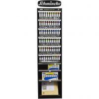 Schmincke AKADEMIE® Acrylfarbe, Sortierte Farben, 249 Teile/ 1 Pck