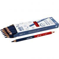 edu Bleistifte für Schreibanfänger, 12 Stk/ 1 Pck