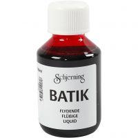 Batikfarbe, Pink, 100 ml/ 1 Fl.