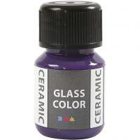 Glas/Keramik-Farbe, Violett, 35 ml/ 1 Fl.