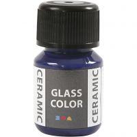 Glas/Keramik-Farbe, Lavendelblau, 35 ml/ 1 Fl.