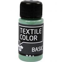 Textilfarbe, Seegrün, 50 ml/ 1 Fl.