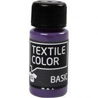 Textilfarbe, Lavendel, 50 ml/ 1 Fl.