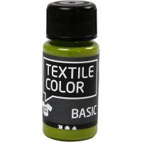 Textilfarbe, Kiwi, 50 ml/ 1 Fl.