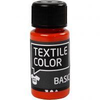Textilfarbe, Orange, 50 ml/ 1 Fl.