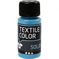 Textile Solid, Deckend, Türkisblau, 50 ml/ 1 Fl.