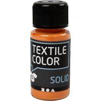 Textile Solid, Deckend, Orange, 50 ml/ 1 Fl.