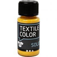 Textile Solid, Deckend, Gelb, 50 ml/ 1 Fl.