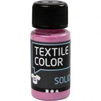 Textile Solid, Deckend, Pink, 50 ml/ 1 Fl.