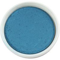 Wasserfarben, D: 30 mm, Türkis, 12 Stk/ 1 Pck