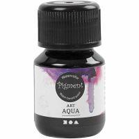 Flüssige Aquarellfarbe, Blau, 30 ml/ 1 Fl.
