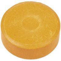 Wasserfarben, H: 19 mm, D: 57 mm, Orange, 6 Stk/ 1 Pck