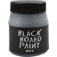 Tafelfarbe, Grau, 250 ml/ 1 Pck