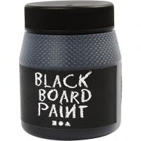 Tafelfarbe, Schwarz, 250 ml/ 1 Pck