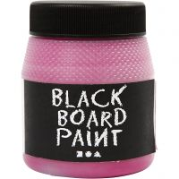 Tafelfarbe, Pink, 250 ml/ 1 Pck