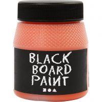 Tafelfarbe, Orange, 250 ml/ 1 Pck