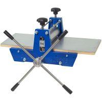 Linoldruckpresse, Größe 30x70 cm, 1 Stk