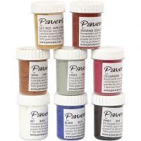 Paver Color, 8x40 ml/ 1 Pck