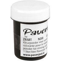 Paver Color, Schwarz, 40 ml/ 1 Dose