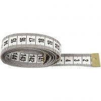 Maßband, L: 150 cm, 6 Stk/ 1 Pck